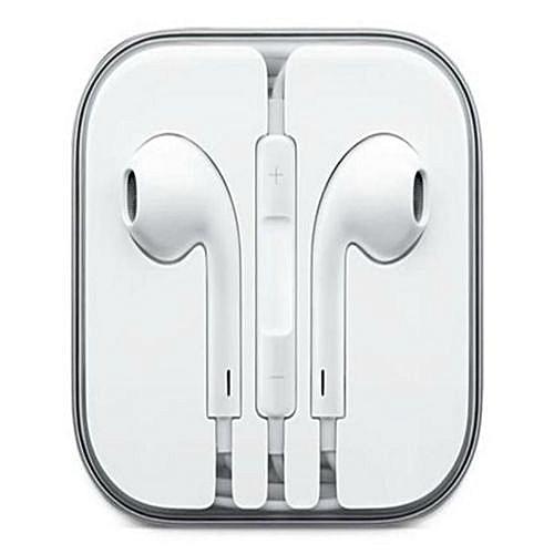 Apple iPhone 6 / 6S / 6 Plus Earphones - White