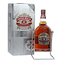 12 Years King Size Blended Scotch whisky - 4.5L