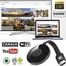 For Miracast Chromecast 2 Digital HDMI Media Video Streamer 3nd Generation