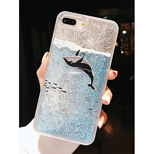 whale phone case iphone 8