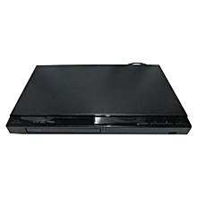 Full Hd Usb Record and Play  DVD Player  - Black