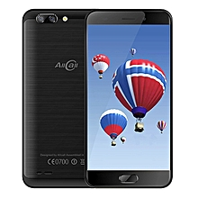 AllCall Atom, 2GB+16GB, Dual Back Cameras,  5.2 inch Android 7.0 MTK6737 Quad Core up to 1.3GHz, Network: 4G, OTG, Dual SIM(Black)