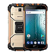 "ARMOR 2S  IP68 Waterproof (2GB RAM 16GB ROM) MTK6737T 5.0"" Corning Gorilla Glass Sharp FHD Screen Android 7.0 4G LTE Smartphone Gold"