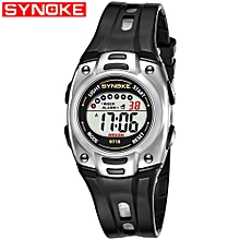 9718 Child Sport Digital Waterproof Wrist Watch kid Watch