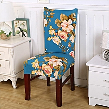 Removable Dining Chair Cover Washable Short Protector Super Fit Seat Covering Slipcover For Hotel Ceremony Dining Room Decor