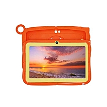 "K88 Kids Tablet - 7"" - 1GB RAM - 8GB - Android - Wi-Fi - Orange"