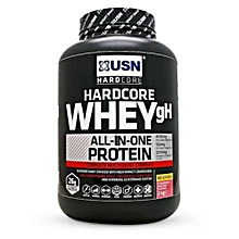 Hardcore Whey gh 908 Grams (Strawberry)