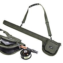 LEO 27991 32inch Portable Fishing Bag Fishing Rod Bag Fishing Pole Tools Storage Carrier Cases
