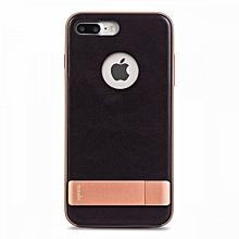 Kameleon Kickstand Case for iPhone 7 Plus - Imperial Black