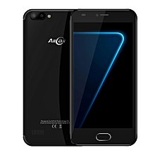 AllCall Alpha 3G Smartphone Android 7.0 5.0 inch MTK6580A 1.3GHz Quad Core 1GB RAM 8GB ROM 8.0MP + 2.0MP Dual Rear Cameras-BLACK