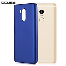 OCUBE Soft TPU Back Cover for Xiaomi Redmi 4 High Edition