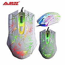 DARK KNIGHT CHROMA GAMING WIRED MOUSE RAINBOW LED LIGHT BREATHING DESIGN HT