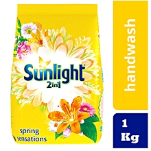 Powder Detergent Eden Yellow 1Kg