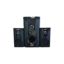 AX-308BT - 2.1 Channel Bluetooth Subwofer - 8800W - Black