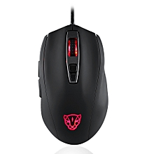 V60 Gaming Mouse USB Wired RGB Backlight PMW3325 DPI5000 Gamer PC Mouse