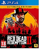 PS4 Game Red Dead Redemption 2 Ultimate Edition
