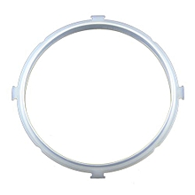 Silicone Seal Ring For 5L 6L Electric Pressure Cooker - White