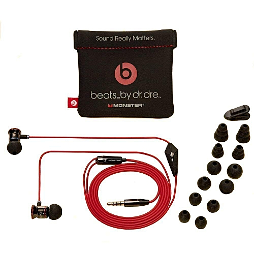 244c86776b4 beats Monster Beats by Dr Dre iBeats 3.5mm Wired Headset In Ear Stereo  Music Headphones Smart Phone Earphone Hands-free with Microphone