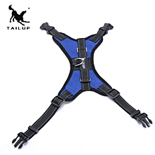 TAILUP Chest Strap Saddle Type Traction Rope Vest Harness Net Cloth Dog Strap