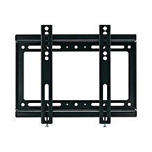 "14""-42"" - TV wall mount - Black"