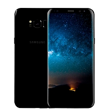 Samsung Galaxy S8+ Edge 6.2 Inches (4GB,64GB ROM)  - Black