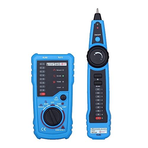 Terrific Generic Jw 360 Lan Network Cable Tester Rj11 Rj45 Utp Stp Line Wiring Digital Resources Indicompassionincorg