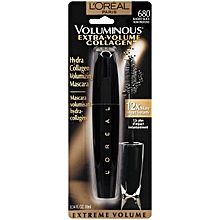 Extra-Volume Collagen Mascara - Blackest Black