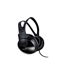 SHP1900/10 - Over-Ear Stereo Headphones - Black