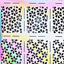 Fancyqube Creative Shining Mermaid Scales Nail Sequins Glitter Paillette Manicure Nail Art Decoration