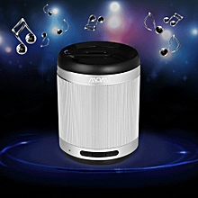 Momi I35 Pocket Wireless Bluetooth Speaker For Phone-SILVER