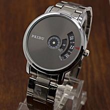 Top Brand Fashion All-steel Neutral Quartz Watch