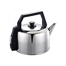 6L Electric Kettle with Cord - Stainless Steel