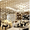1 Luxury Glass Beads Door String Tassel Curtain Wedding Divider Panel Room Decor