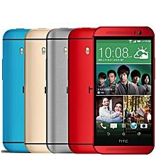 HTC One M8 16GB/32GB ROM 2GB RAM 4G LTE Mobile Phone - Silver