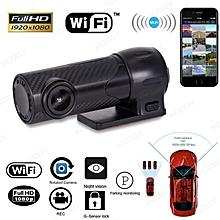 FHD 1080P Hidden Car DVR WIFI Video Vehicle Camera Recorder Dash Cam G-sensor