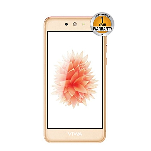 Light One -16 GB,1 GB RAM - 5MP - Dual sim -  3G - Gold