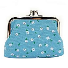 Womens Floral Flowers Wallet Card Holder Coin Purse Clutch Bag Handbag