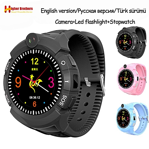 Smart Watches Useful Children Smart Watch Lbs Location 1.4 Inch Touch Screen Wearable Device Sos Anti-lost Monitor Tracker Baby Wristwatch Consumer Electronics