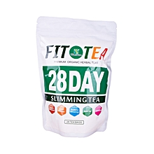 Premium organic herbal tea 28 day slimming tea