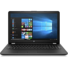 referbrished- Intel Celeron, 4GB RAM, 500GB HDD, 15.6-inch screen (black).
