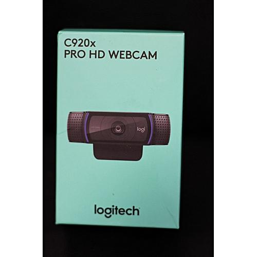 c2602e6a6f5 Logitech C920 HD Pro Webcam Full HD 1080p @ Best Price Online ...