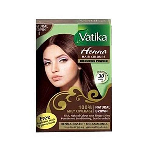 Generic Fashion Vatika High Quality Pure Natural Henna Hair Dye ...