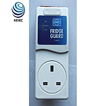 Fridge Guard-Voltage Stabilizer- White.