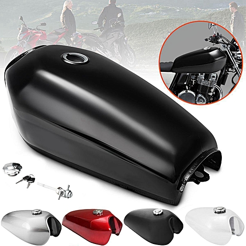 Buy Generic Motorcycle Vintage Gas Tank Cover Honda Cg125 Cafe Racer
