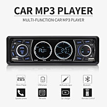 SWM-8808 1 Din Car Radio 4 Inch MP3 Stereo - Black