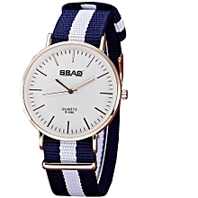 guoaivo SBAO  Fashion Temperament Vintage Couple Simple High-end Watches - Multicolor D
