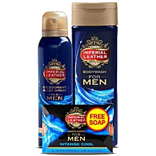 For Men Combo Pack, Free 175g Bath Bar