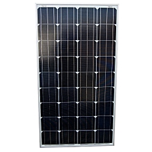 SolarMax 120W Mono crystalline solar panel,High efficiency cells