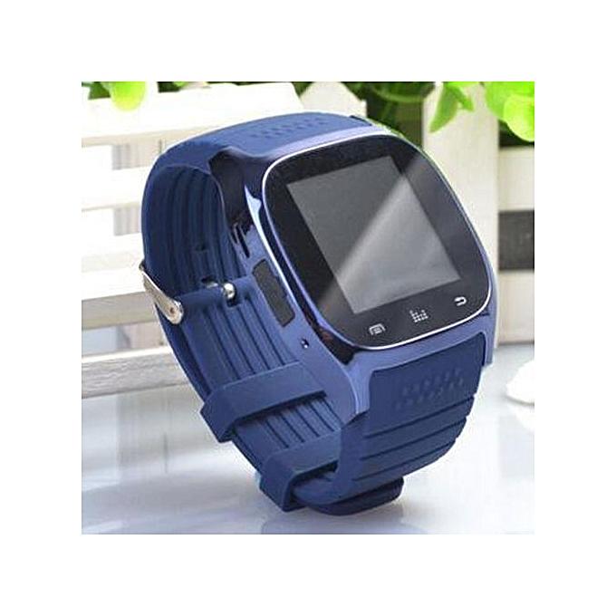 Buy Fashion Tanson HOTUnisex M26 Smart Wrist Bluetooth Watch
