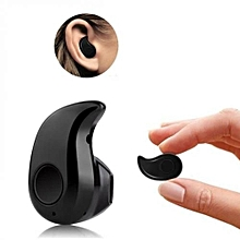 Mini Ultra-Small Stereo Bluetooth Headset - Black